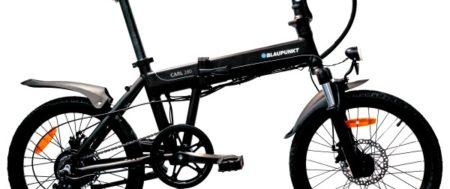 Nowe Rowery elektryczne Blaupunkt